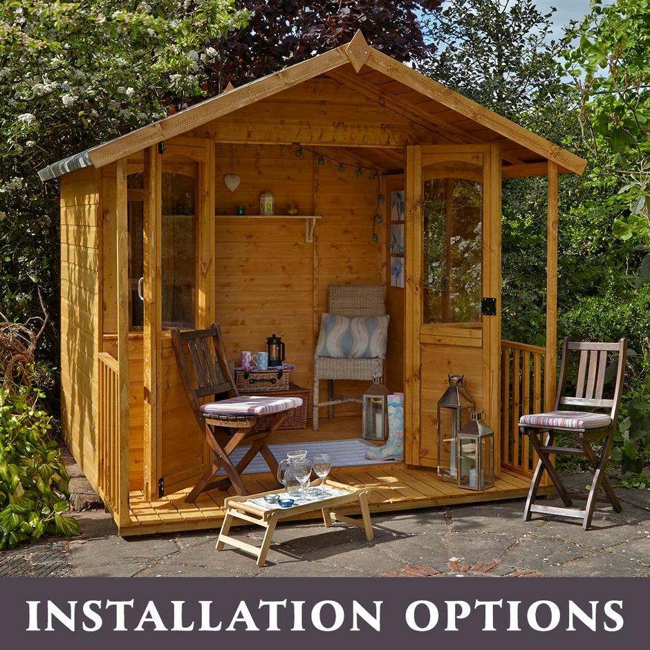 Hollington Summerhouse