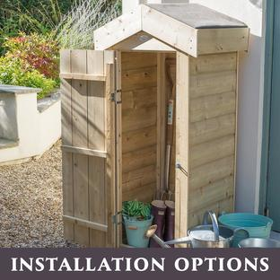 Small Garden Shed Store