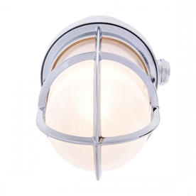 Grille Bulkhead Lamp