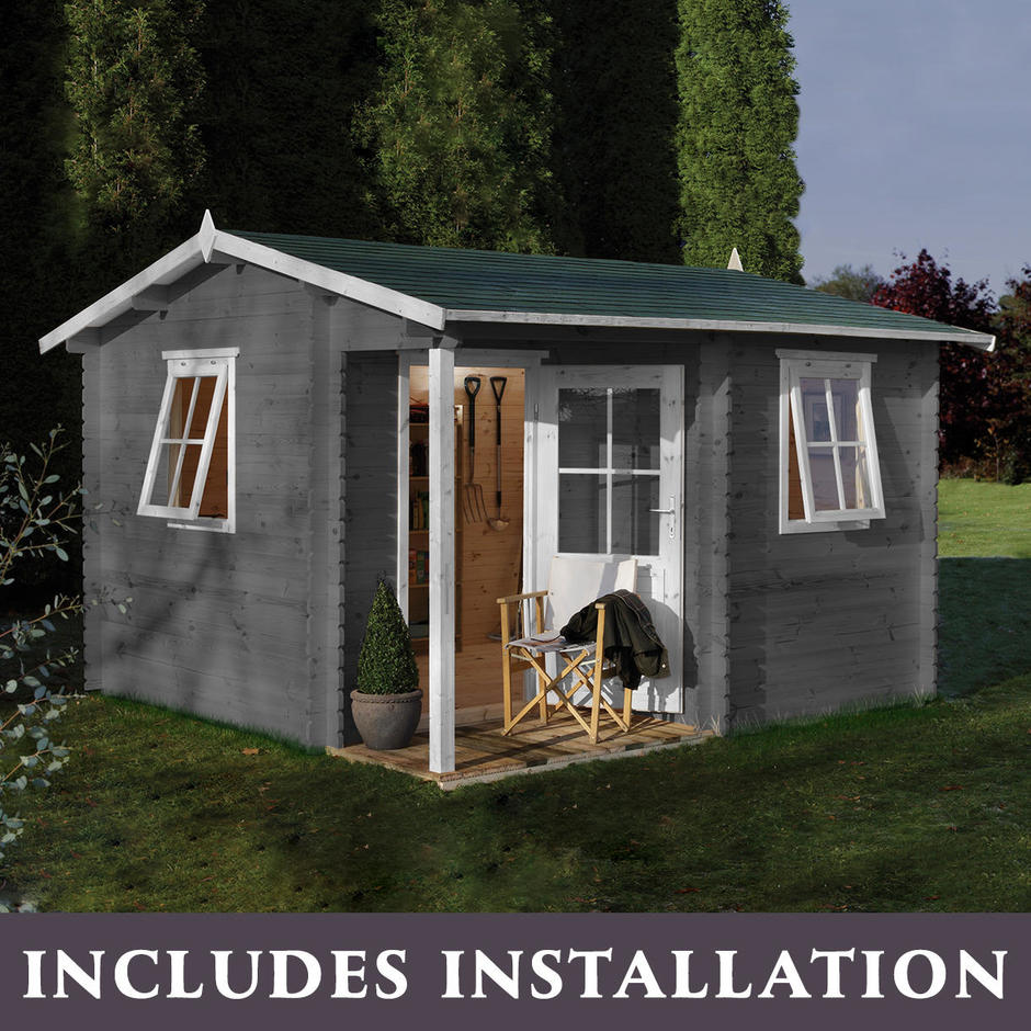 Malvern Log Cabin