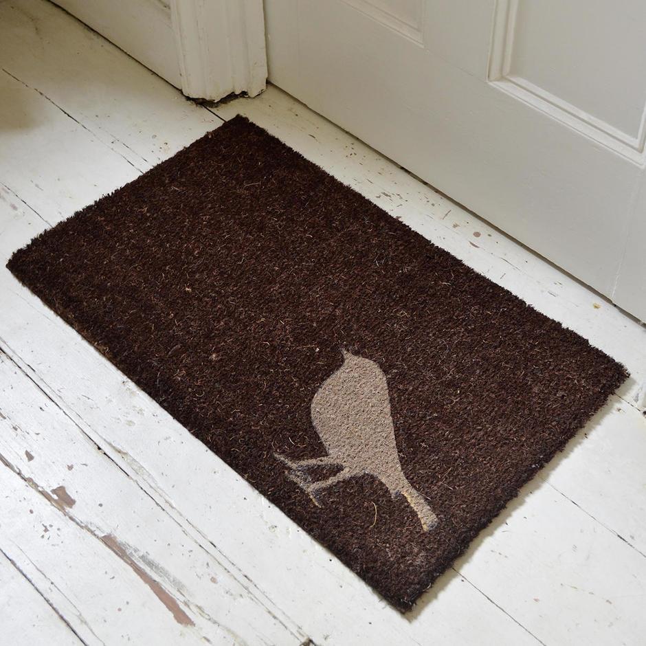 Bird Coir Doormat