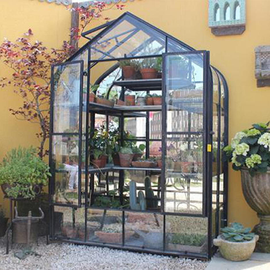 Metal Wall Greenhouse
