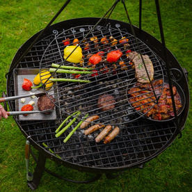 Swing Grills and Plates