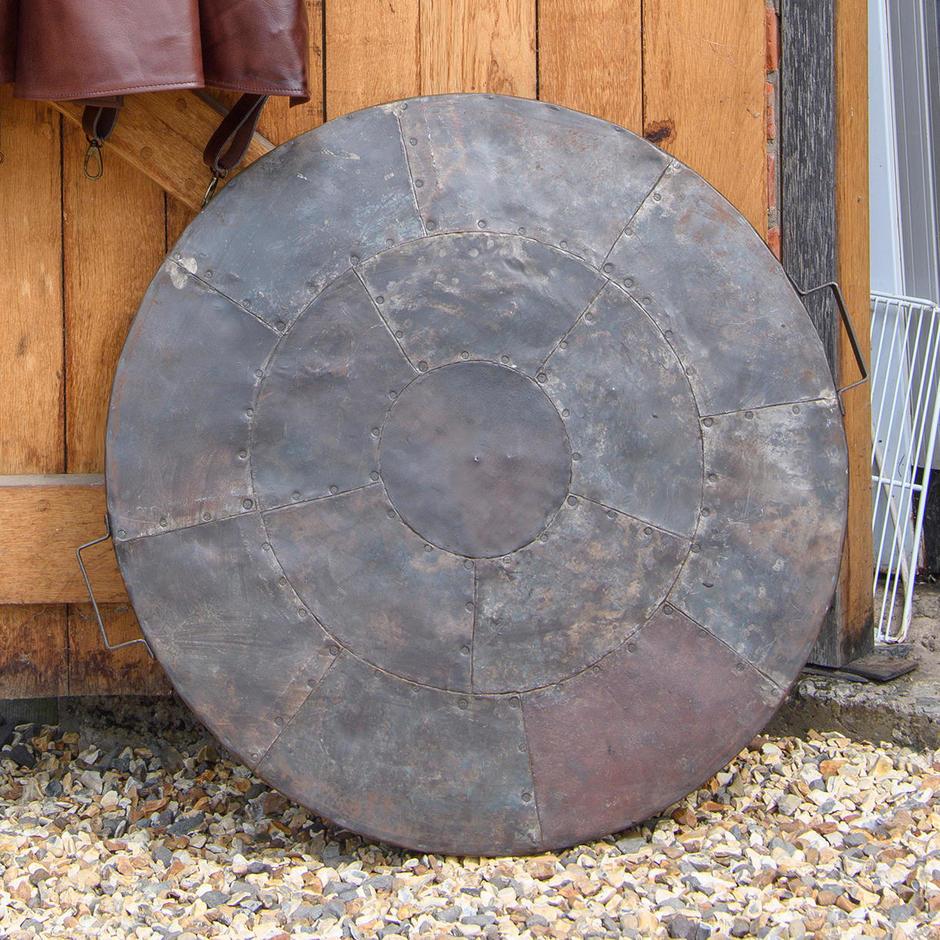 Kadai Shield Lids