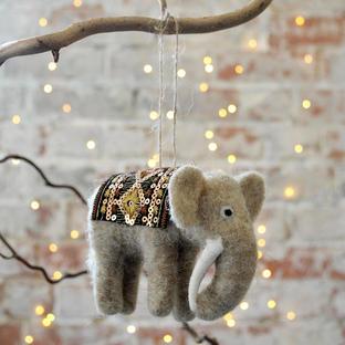 Kunjar Christmas Elephant