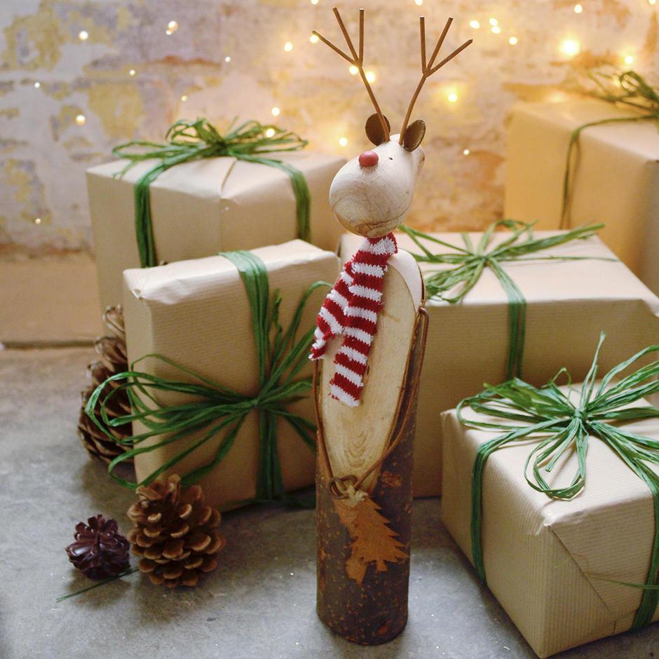Woody the Reindeer