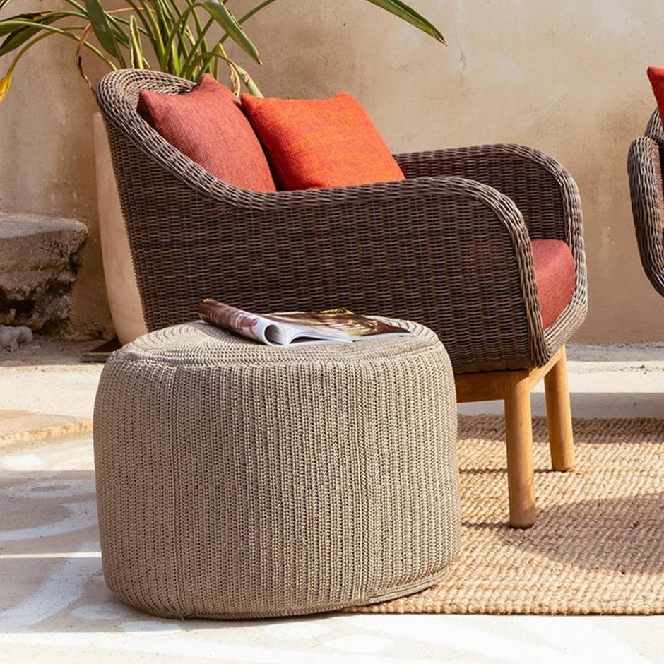 Anton Outdoor Lounge Chair