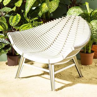 Manta Low Armchair by Ibride