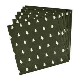 Christmas Tree Paper Napkins