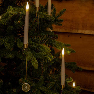 Magic Candle Tree Lights