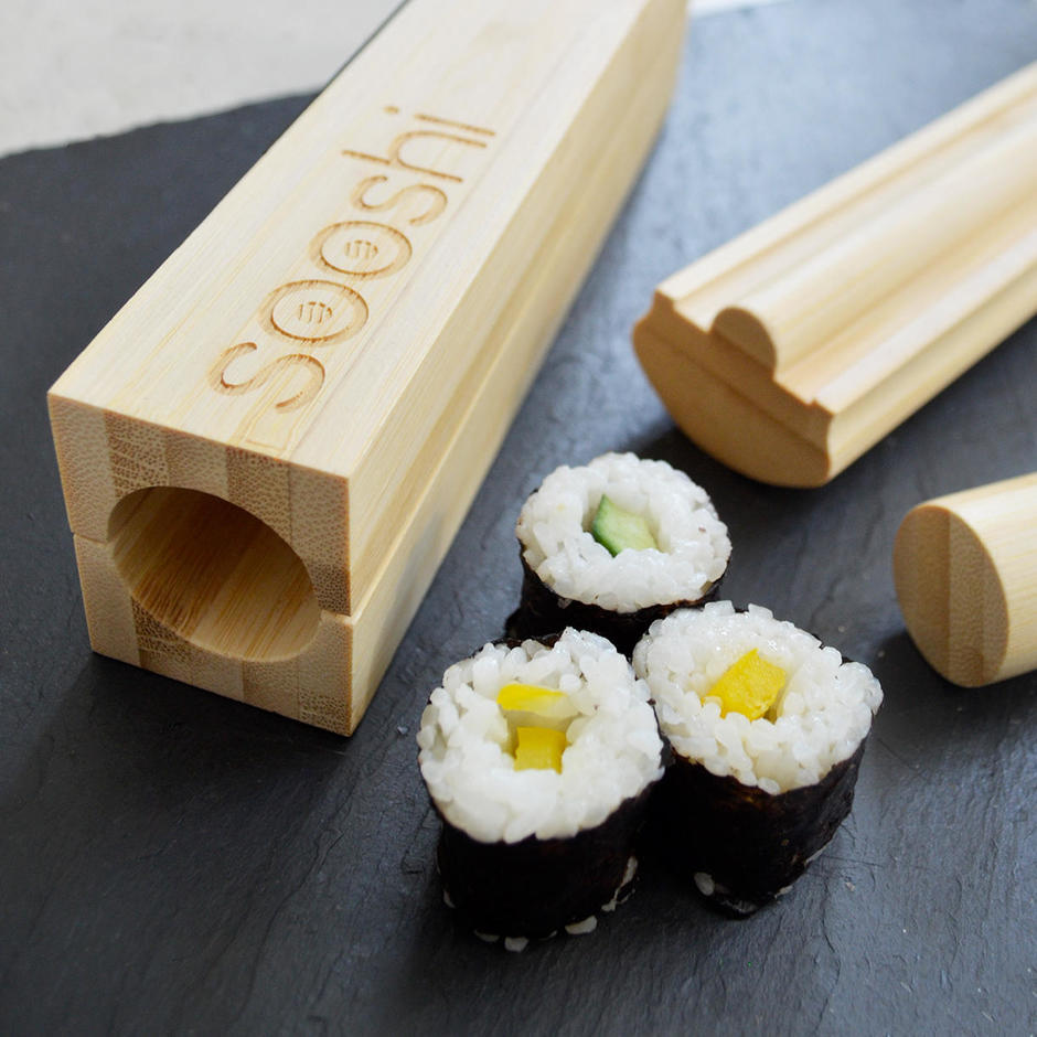 Sooshi - Easy Sushi Maker Kit