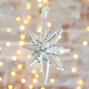 Hanging Star of Bethlehem