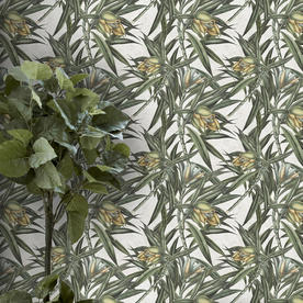 Exotic Fruit Feature Wallcovering