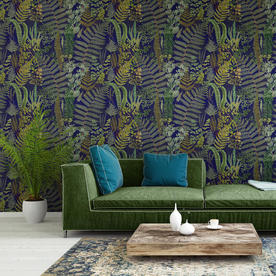 Green Sanctuary Feature Wallcovering