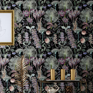Garden Of Eden Feature Wallcovering