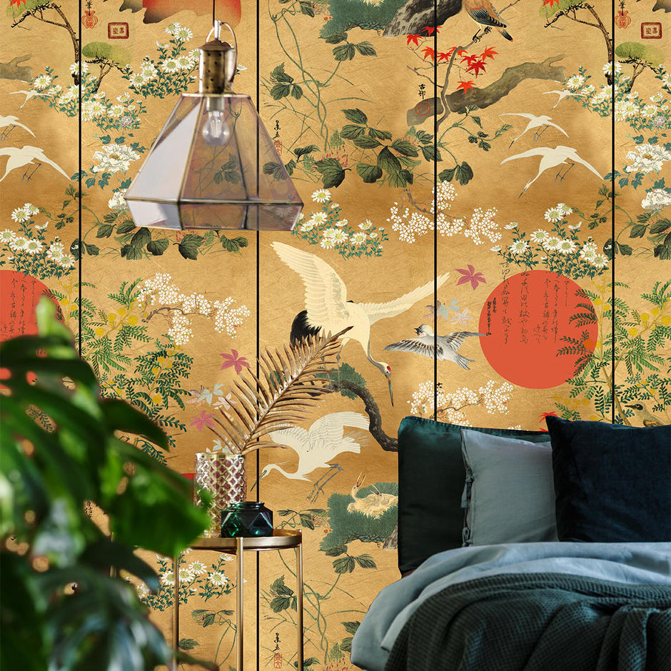 Byobu Feature Wallcovering