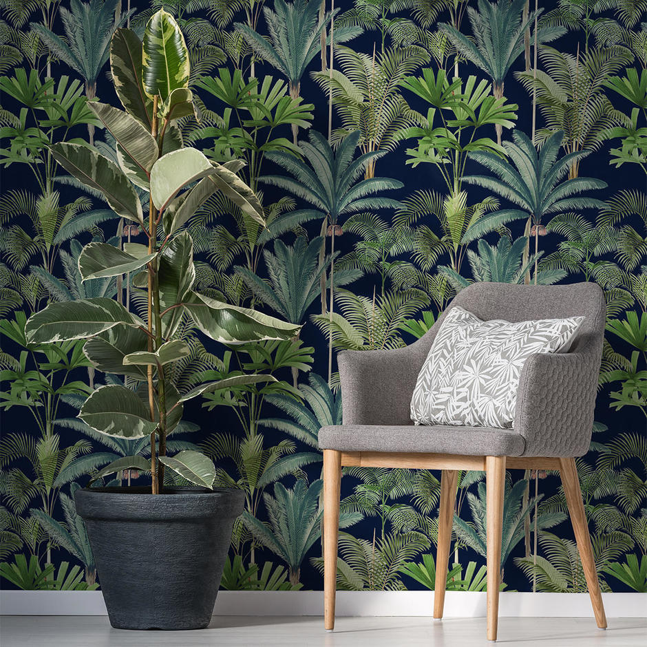Palmeras Feature Wallcovering