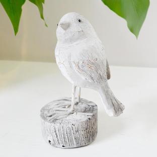 Small Wooden Bird