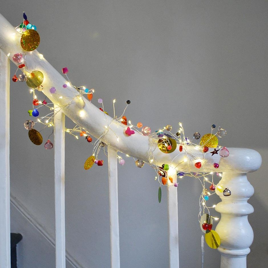 Bohemian Folklore String Light