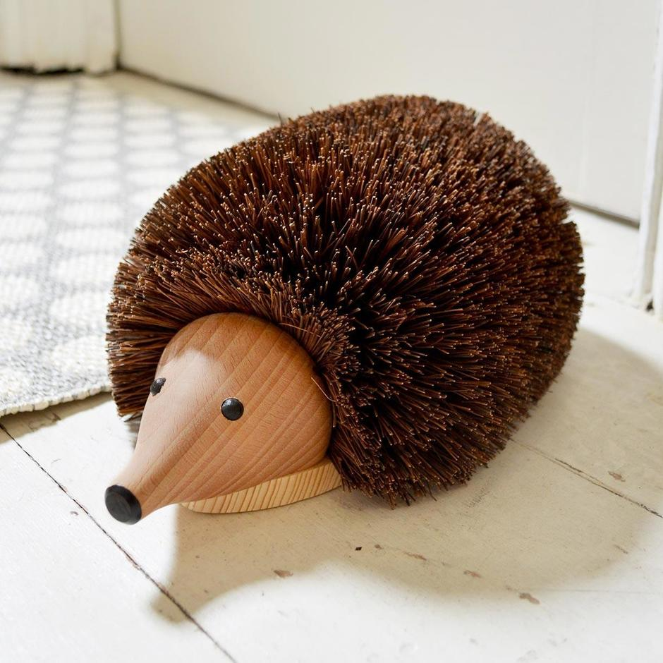 Hedgehog Boot Scraper
