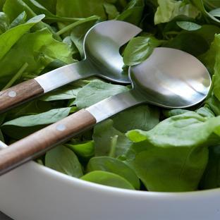 Nordic Salad Servers