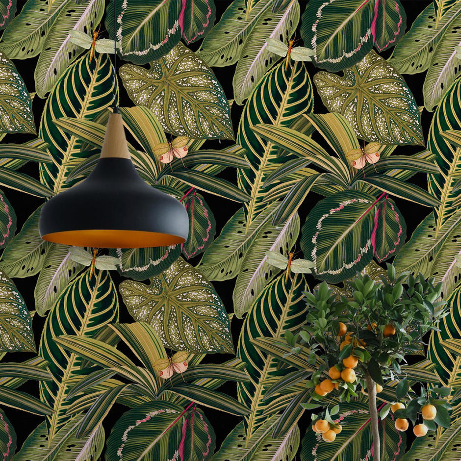 Amazonia Feature Wallcovering
