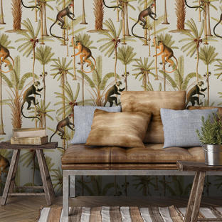 Barbados Feature Wallcovering