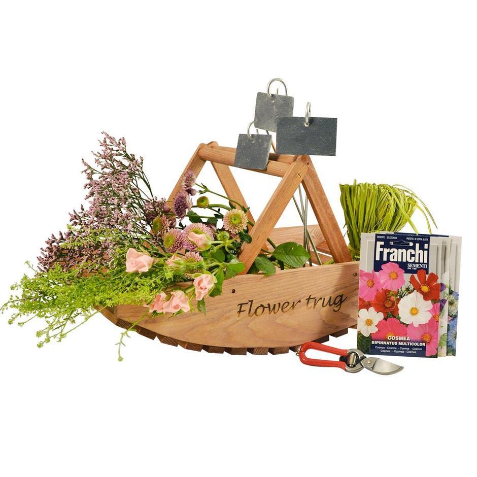 Flower Lovers Trug
