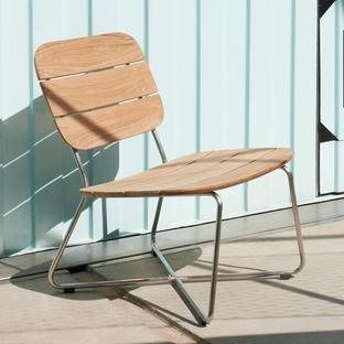 Lilium Lounge Chair