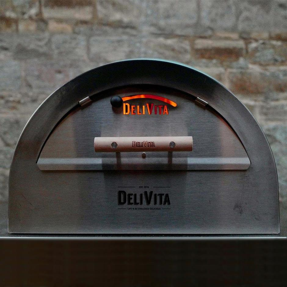 DeliVita Pizza Oven Door