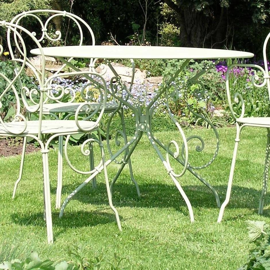 Fermob 1900 Table - 117cm