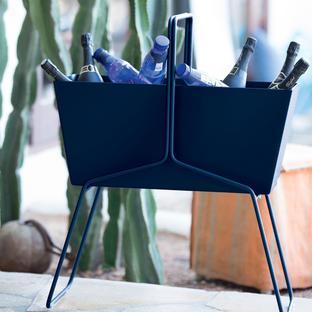 Fermob Tall Basket Planter