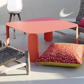 Bebop Square Low 29cm Tables