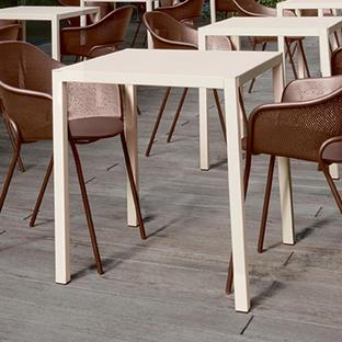 Inside Out 70 x 70 Tables