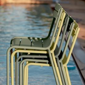 Luxembourg Stacking Chairs