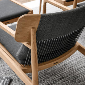 Archi Lounge Chair