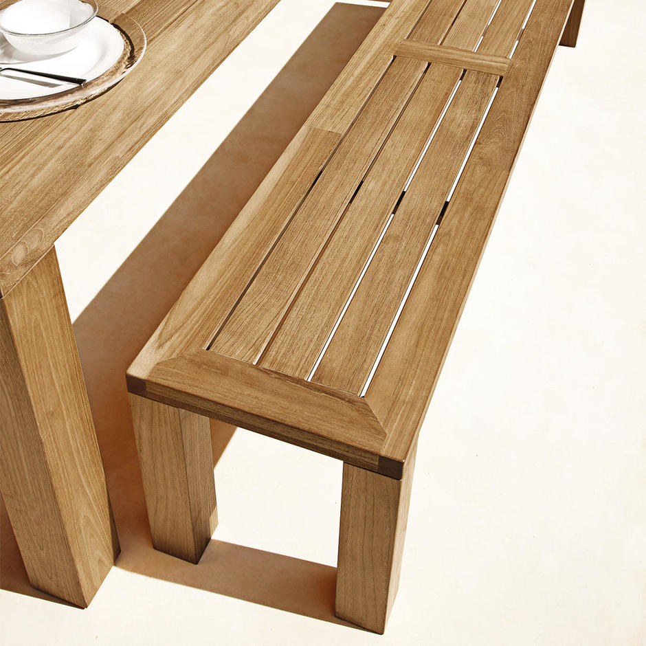 Square Dining Benches