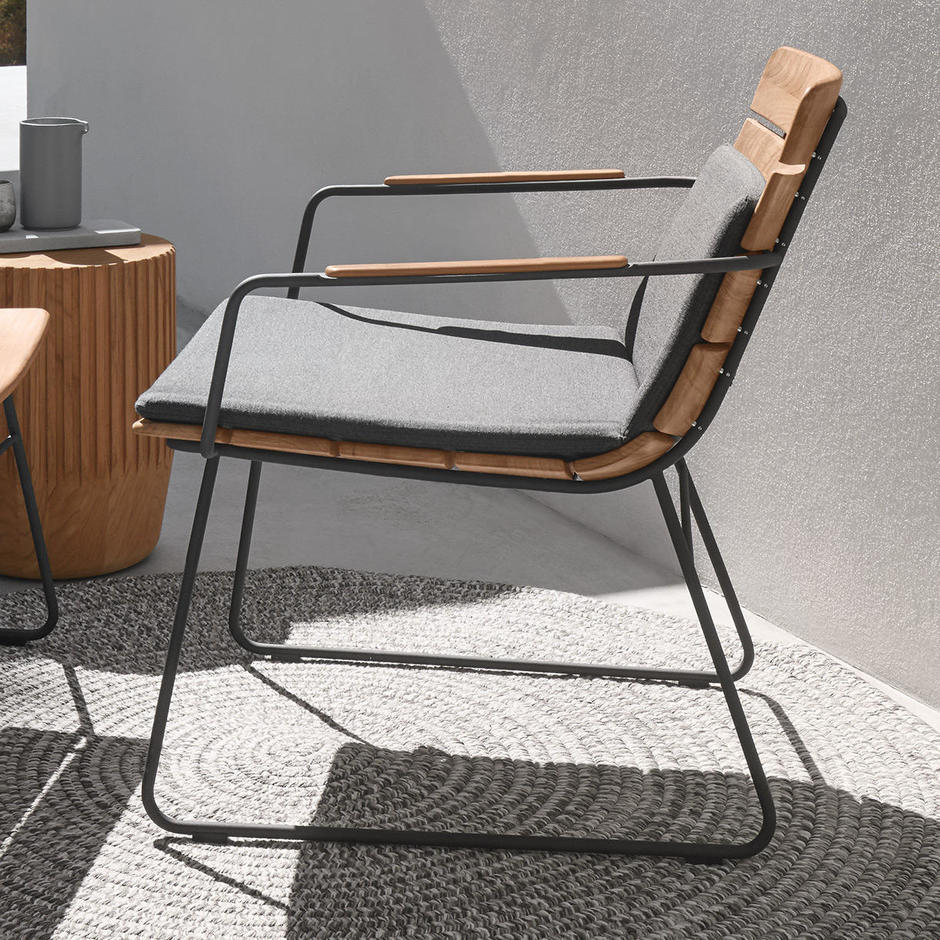 William Outdoor Lounge Chairs