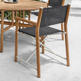 Voyager Directors Dining Chair