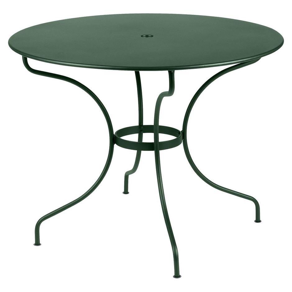 Opera+ 96cm Round Tables