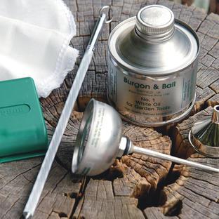 White Tool Oil