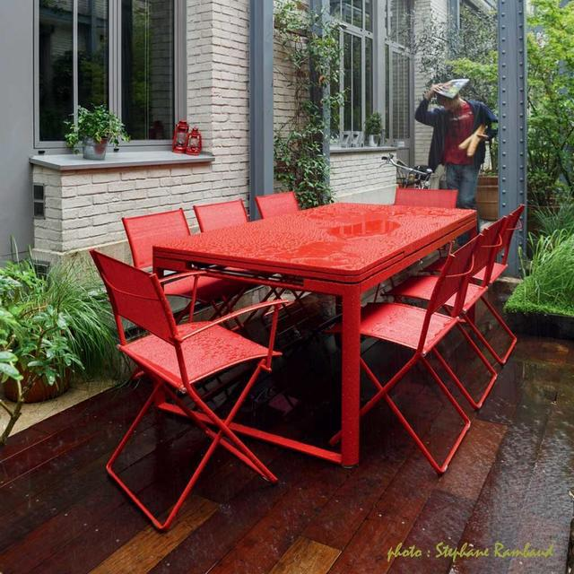 buy plein air chairs by fermob outdoor furniture the worm that