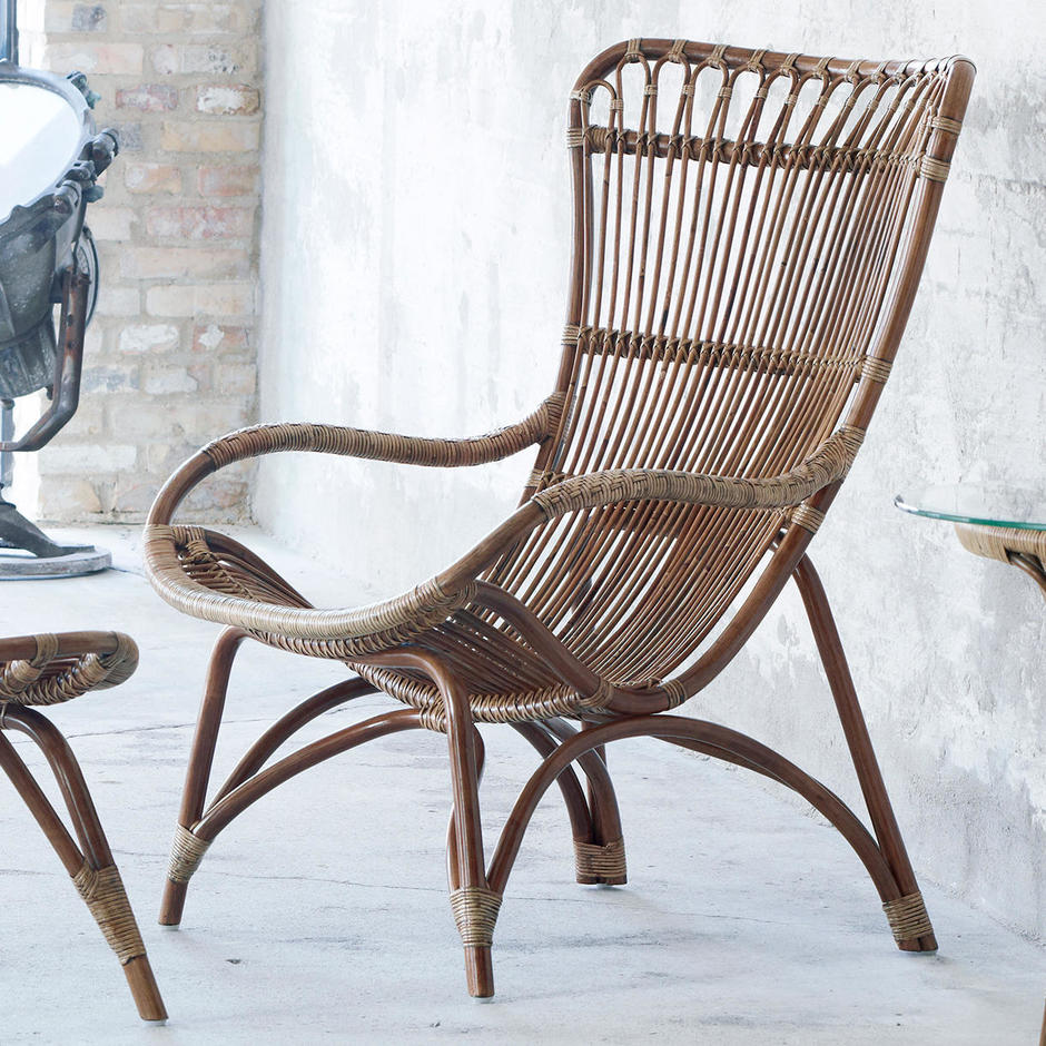 Monet High Back Chair