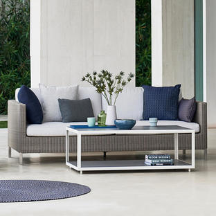 Connect Lounge 3 Seater Sofa
