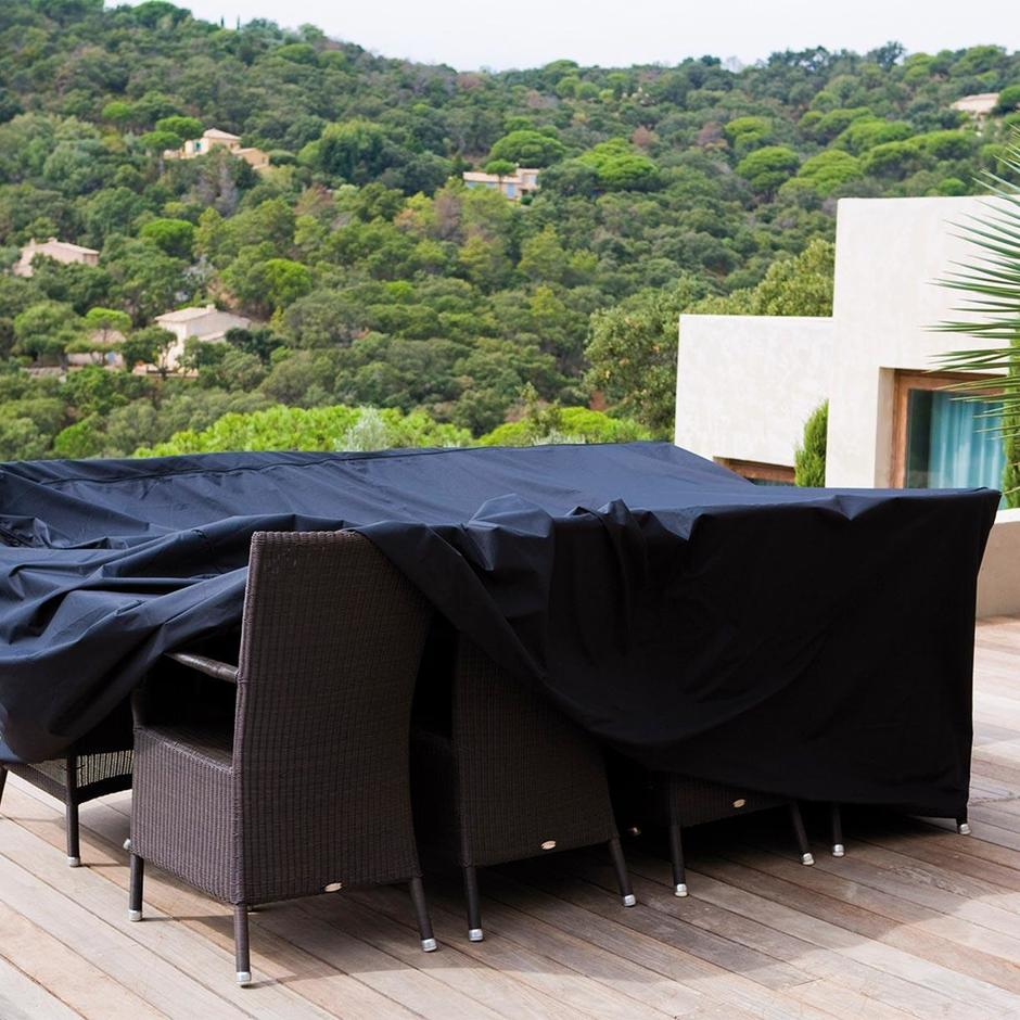 Cover 2 - 280cm Dining Tables with 8 Chairs