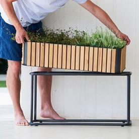 Flowerbox Combine Tall Planter
