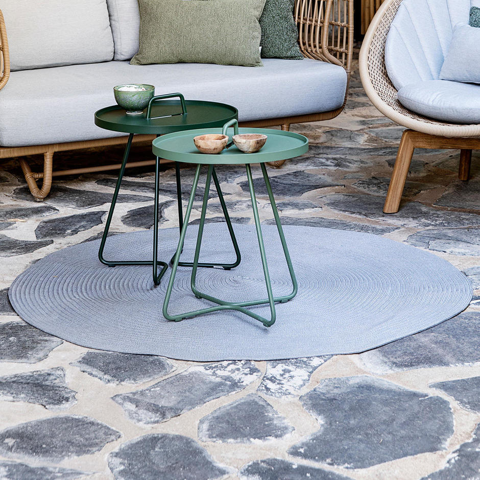 Circle Outdoor Rugs
