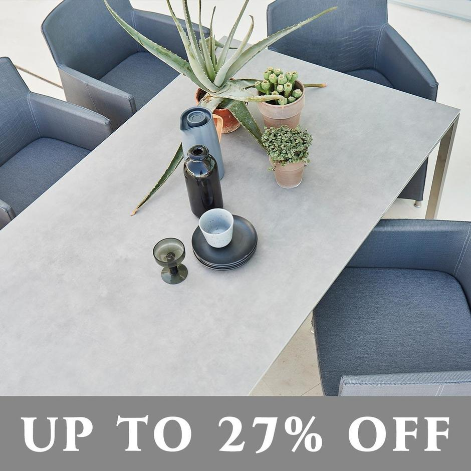 Pure Dining Table Summer Offer
