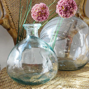 Artisan Glass Vase