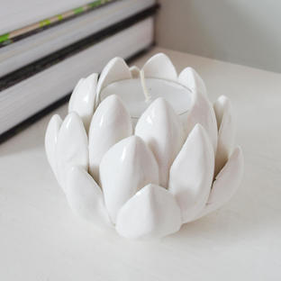 Mini Artichoke Tealight Holder